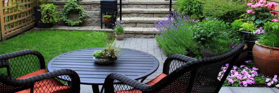 It's time to enjoy your gardens again!