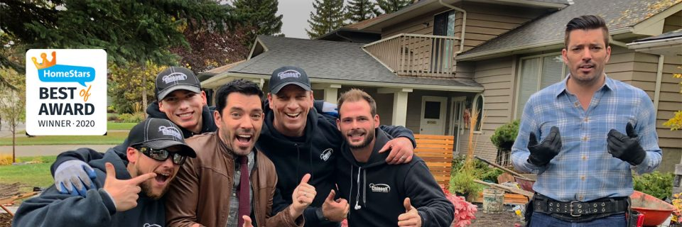 Featured on HGTV's Property Brothers!